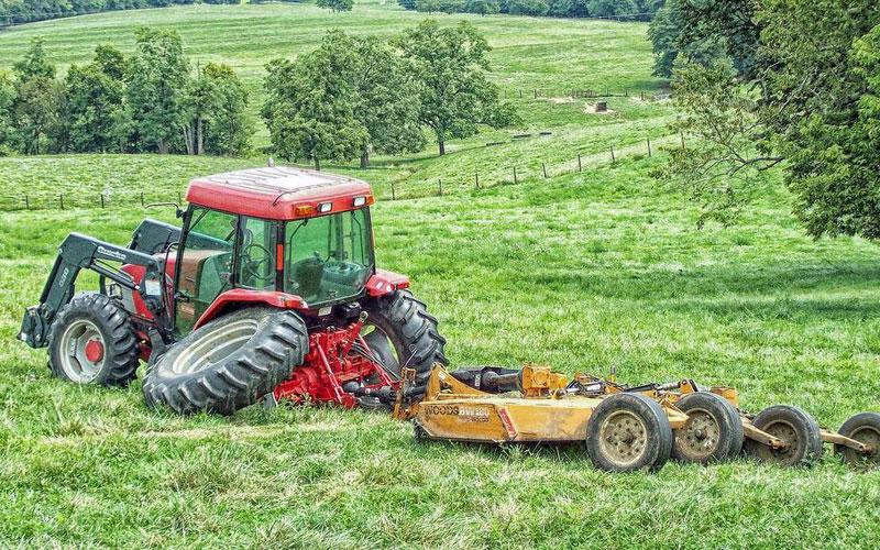 Agricultural equipment repairs