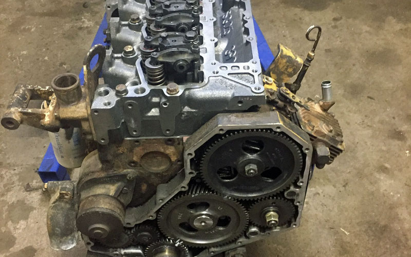 Diesel Engine repair & rebuild